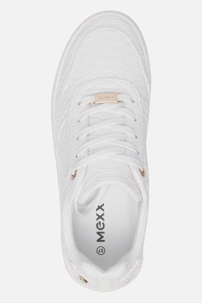 nl Sneakers Wit Ziengs Cibelle Dames Mexx 4X7qzwX