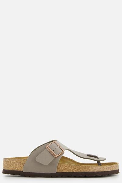 Birkenstock Ramses slippers grijs